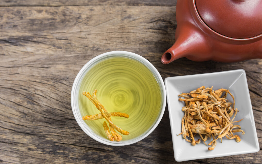 Adaptogens, Part IV: Cordyceps